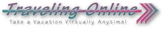 Traveling Online - Take a Vacation Virtually Anytime - Logo 32K